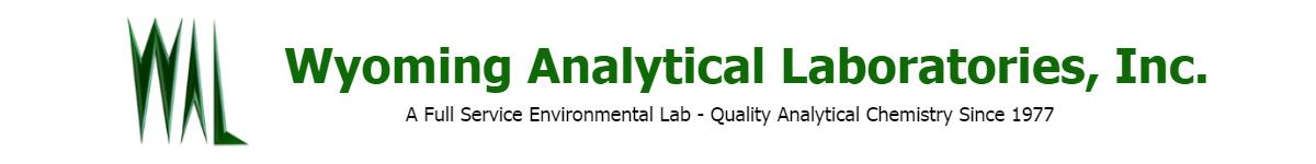 Wyoming Analytical Laboratories, Inc.
